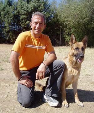 adiestrador educador perros canino